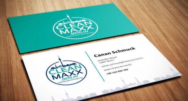 Visitenkarten-Design Berlin